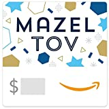 Amazon.ca eGift Card - Mazel Tov Confetti