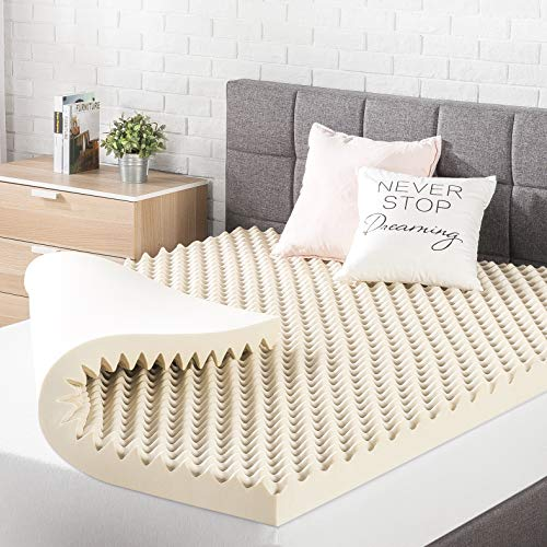 Best Price Mattress Twin 3 Inch Egg Crate Memory Foam Bed Topper with Copper Infused (ECMF-C30T)