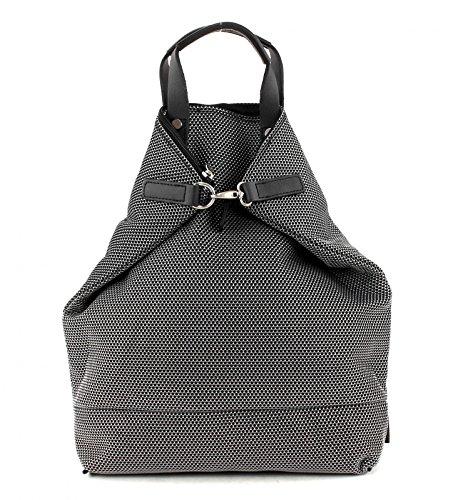 Jost Mesh X-Change 3-Way-Bag S Rucksack, 14.4 Liter, Silber