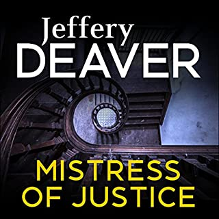 Mistress of Justice cover art
