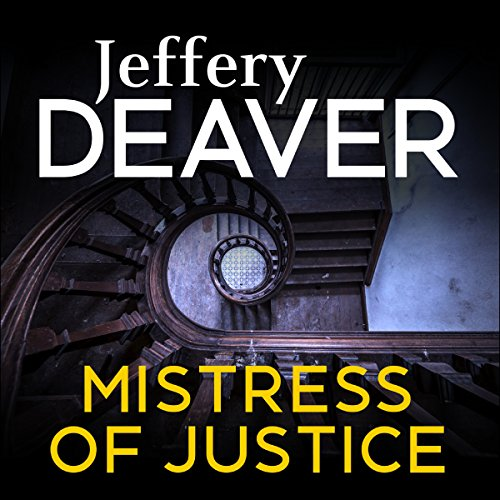 Mistress of Justice audiobook cover art