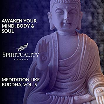 Awaken Your Mind, Body & Soul - Meditation Like Buddha, Vol. 5