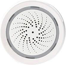 Tuya Wifi Intelligent Siren Sound Alarm Temperature Humidity Sensor APP Control Home Wireless Secure System WiFi USB Voice...