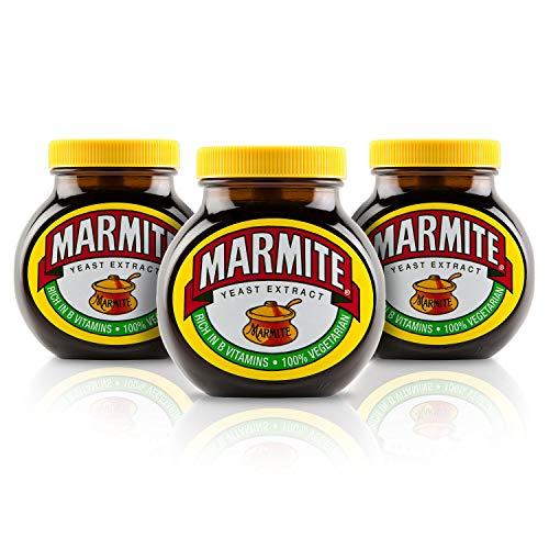 Extensión de extracto de levadura Marmite, 500 g - Paquete de 3