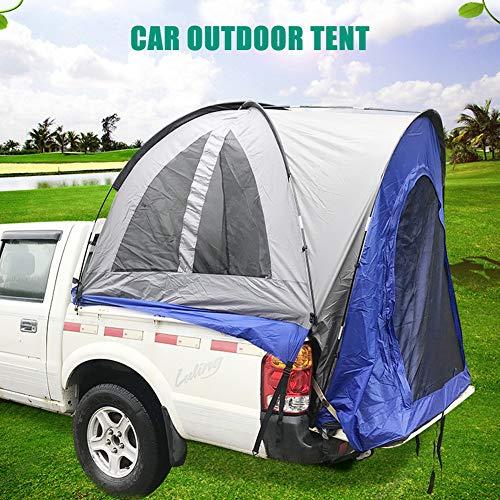 Xljh Outdoor pick-up vrachtwagen tent reistent tent om vrijetijdstent dak dak tent waterdicht account te bouwen
