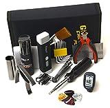 Kit de limpieza Elagon Guitar Pro PLUS – El Super kit de mantenimiento y limpieza para...