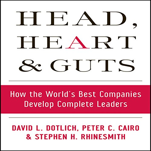 Head, Heart and Guts audiobook cover art