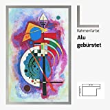 Kunstdruck Poster Bild Wassily Kandinsky - Omaggio A