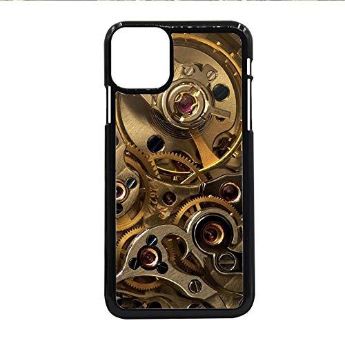 Gogh Yeah para Niño Impresión Clock Wheel Protector Caja del Teléfono Plástico Rígido Compatible En 6.7 Inch iPhone 12 Pro MAX Choose Design 138-1