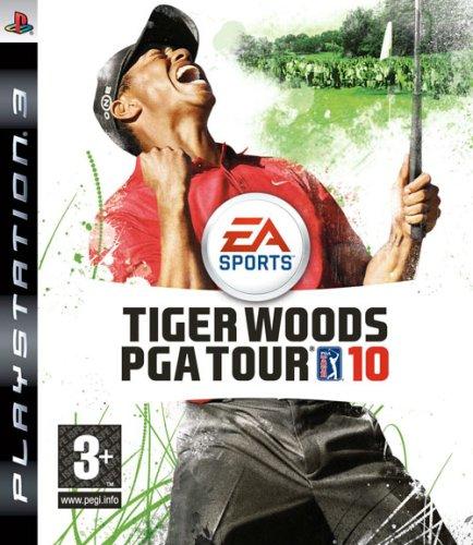 Tiger Woods PGA Tour 10 (PS3) [Edizione: Regno Unito]