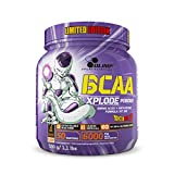 Olimp BCAA Xplode Powder Limited Edition - Dragon Ball Z | Forest Fruit Geschmack | 500 g | 50 Portionen | Aminosäuren-Pulver mit L-Glutamin und Vitamin B6