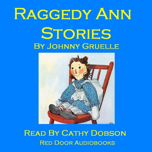 Raggedy Ann Stories cover art