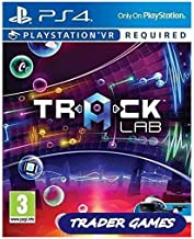 Track Lab PlayStation 4 by SIEE