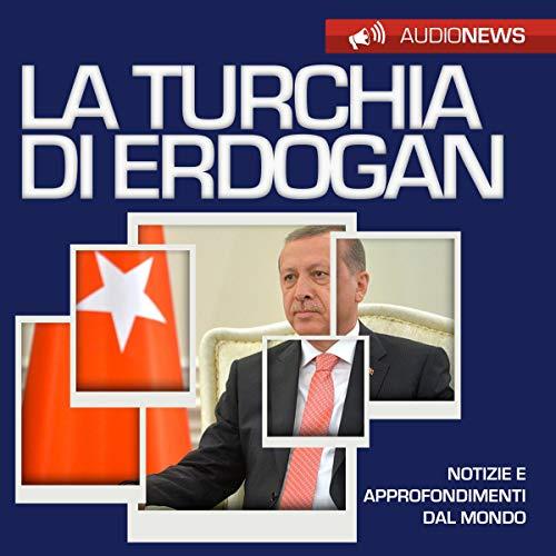 La Turchia di Erdogan copertina