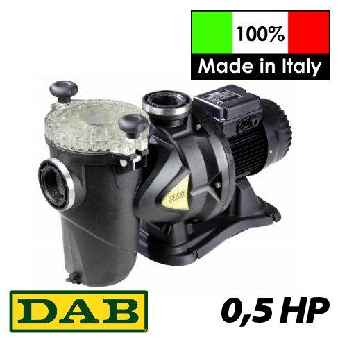 Pompe filtration EUROPRO 50M - 0,50 HP - Monophasé - DAB