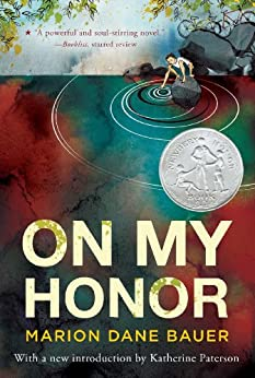 On My Honor by [Marion Dane Bauer, Katherine Paterson]