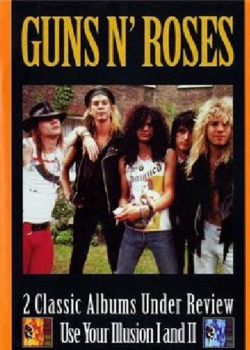 Guns N Roses-2 Classic Albums Under - Dvd