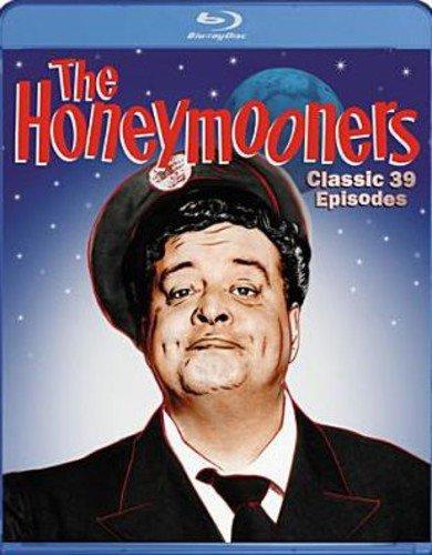 The Honeymooners:  'Classic 39' Episodes [Blu-ray]