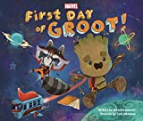 First Day of Groot!