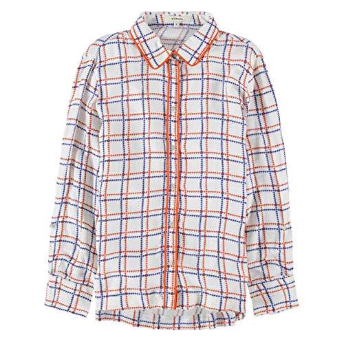 Garcia GmbH, Neuss dames blouse Karo