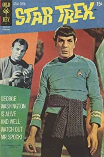 Star Trek (Gold Key) #9: The Legacy of Lazarus (Star Trek)