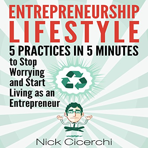 Entrepreneurship Lifestyle audiobook cover art