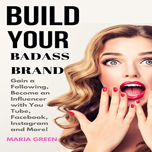 Build Your Badass Brand cover art