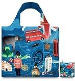LOQI URBAN London Bag - Einkaufstasche