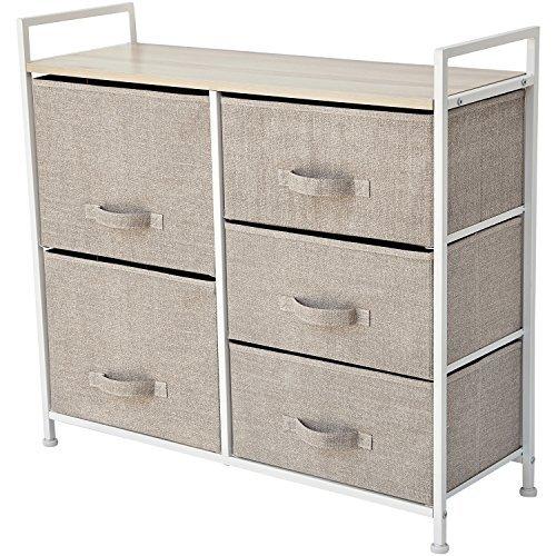 East Loft Storage Cube Dresser Organizer for...