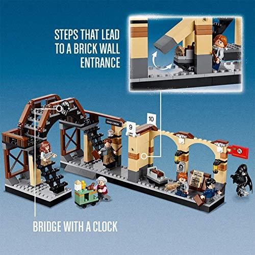 LEGO 75955 Harry Potter Hogwarts Express Train Toy, Wizarding World Fan Gift, Building Sets for Kids