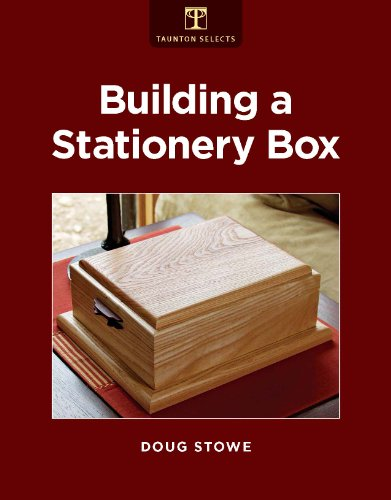 Building a Stationery Box (English Edition)