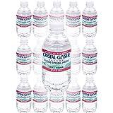 Crystal Geyser Water, Purified Water, 8 Fl Oz (Pack of 15, Total of 120 Fl Oz)