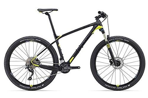 Giant XTC Advanced 327, 5Pulgadas Mountain Bike Negro/Verde (2016)