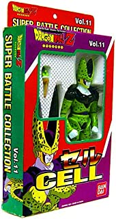 Dragonball Z Bandai Japanese Super Battle Collection Action Figure Vol. 11 Cell