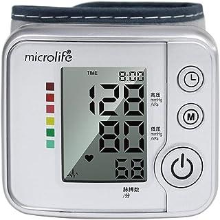 Tensiómetro de muñeca,Tensiómetro Digital De Muñeca Totalmente Automático Presión Arterial Y Detección De Pulso Arrítmico,Memoria 30 Mediciones