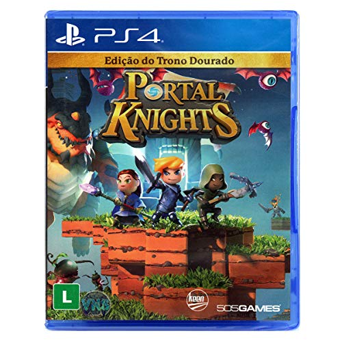 Portal Knights Gold Throne Edition [USA]