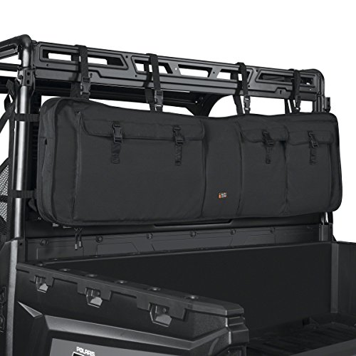 Classic Accessories QuadGear Black UTV Double Gun Carrier - 18-129-010401-00