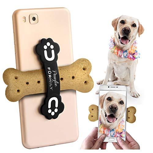 Dog & Cat Treat Selfie Stick Pawfie | Puss & Pup Selfie Tool | Pet Photography