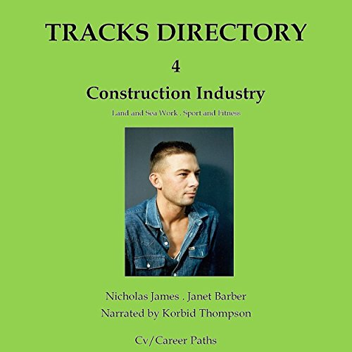 Construction Industry, Land and Sea Work, Sport and Fitness audiobook cover art