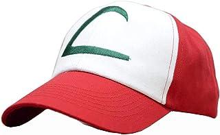 Pokemon Ash Ketchum hat one size