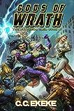 Gods of Wrath: A Superhero Adventure (The Pantheon Saga Book 4)