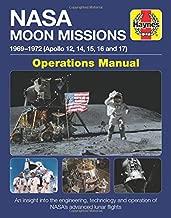NASA Moon Missions Operations Manual: 1969-1972 (Apollo 12, 14, 15, 16 and 17)