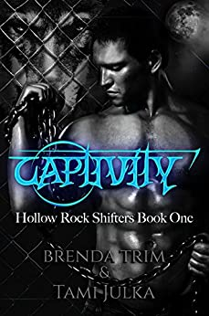 Captivity: Hollow Rock Shifters Book 1 by [Brenda Trim, Tami Julka, Amanda Fitzpatrick]