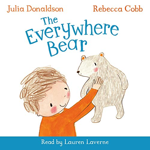 The Everywhere Bear cover art