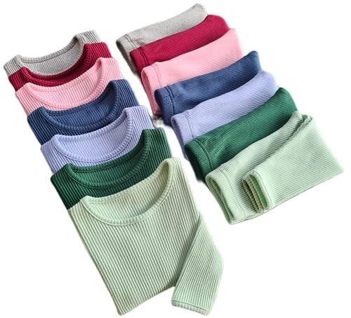6M-7Y Baby Kids Pyjamas Unisex Girls Pjs & Boys Soft Comfy Cotton Elastic...