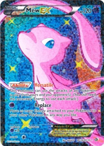 Pokemon - Mew-EX (RC24/RC25) - Lege…