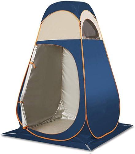 Pop-up Privée Tente, Instantanée Portable Plein Air Tentee De Douche, Toilette Camp Vestiaire W De L'abri De La Pluie Window