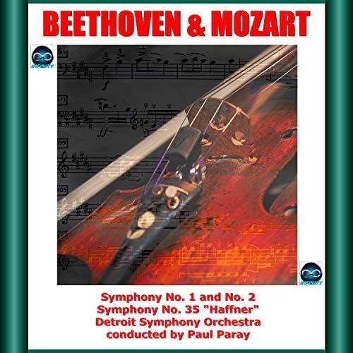 Paul Paray & Detroit Symphony Orchestra