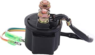 SCITOO Starter Relay Solenoid Compatible for Honda TRX 400EX FourTrax 1999 2000 2001 2002 2003 2004