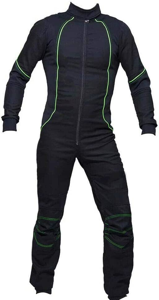 Don't miss the campaign SkyEx Suits Skydiving Customized Suit Co Black in Premium High quality new Design